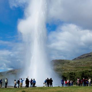 Blue Lagoon And Golden Circle Tours Iceland